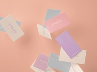 Sensies Business Cards