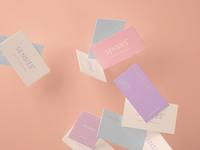 Sensies Business Cards