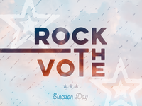 Rock The Vote
