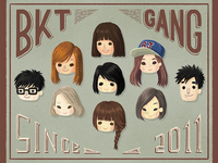 BKT Gang 5th Anniversary