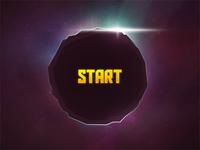 Diggonaut - Start Game Page