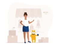 Illustration- Billing page