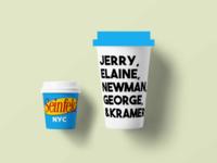 Seinfeld Branding