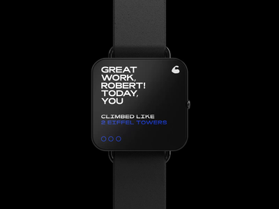 Watch Face, Fitness Flex fitness app fitness watch wearables design typography uiux ui motion animation motion design motion ux ui