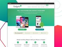 Web Design For Gadgetz