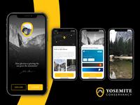 Yosemite Conservancy Mobile App