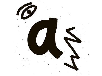 Enjoy Your Alphabets! art brush alphabet animation digital design artwork illustration