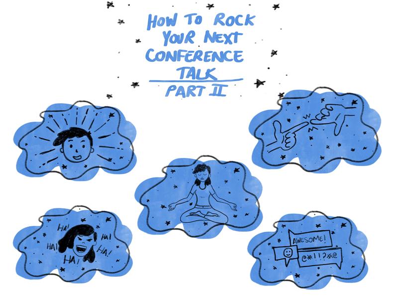 Rock your next conference talk   part 2   dribbble