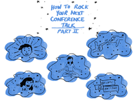 Rock your next conference talk   part 2   dribbble