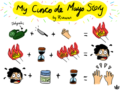 My Cinco de Mayo Story