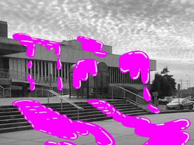 Pinkalicious procreate augmentedreality art illustraion