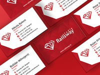 Studio RailsWay Business Card