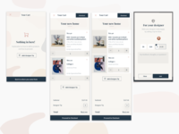 Mobile Cart - decor webapp