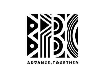 BPBC Logo Design for Mandela Day 2018: typeface font typography branding font design custom type type design logo design mandela logo
