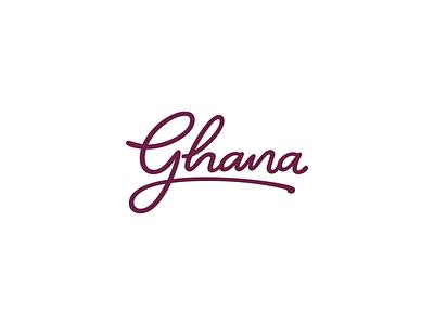Brand Signature Preview type design custom font font script font script signature african ghana branding custom type typography lettering