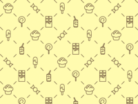 Brand Icon Pattern