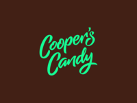Cooper's Candy Logotype