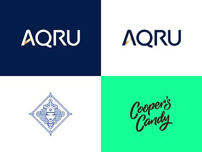 2018 Best of… design lettering custom type logotype logo design logo branding type design typography
