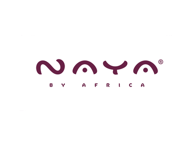 NAYA® by Africa — custom logotype design logo design font design custom type lettering type design letter design logo design branding typography