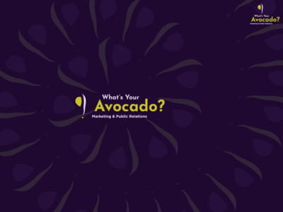 What's Your Avocado? Logo Redesign avocado redesign branding logo