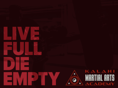 Kalahi Academy Identity Redesign redesign gym identity logo martial arts muay thai