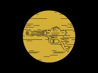 Ray Gun Gold