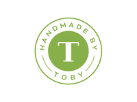 Logo - Handmade by Toby