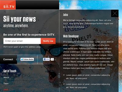 SiiTV Coming Soon