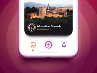 Travel photography app