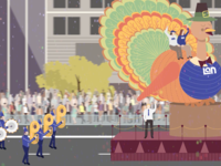 LAN's Thanksgiving Day Parade