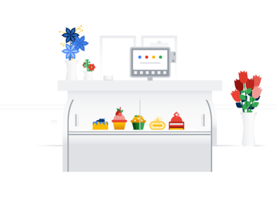 Google Illustrations - Small Business Campaign