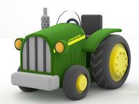 P'tit tracteur