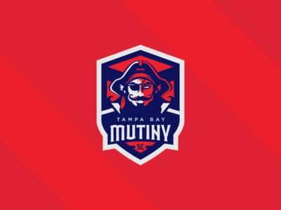 Tampa Bay Mutiny S.C. Logo