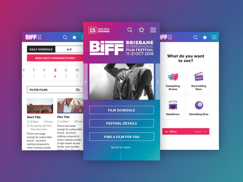 Brisbane International Film Festival by Jade Stephens on