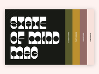 State of Mind Mag - Concept