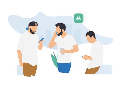Team Do Illustrations
