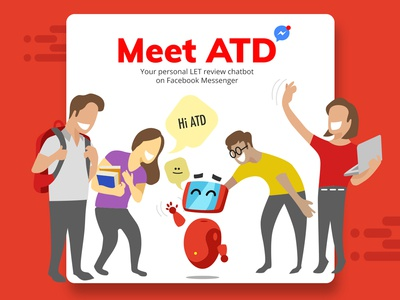 Meet ATD! - Your Personal LET Reviewer ChatBot