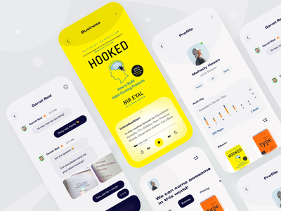 Book mobile ios app design consept popular design concepts creative ui ux concept design trend ios product design book pdf exploration mobile app design concept