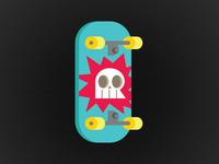 Skatebort