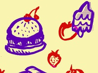 Fast Fruit Risograph