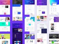 Staker - Creative Multi-Purpose PSD Template