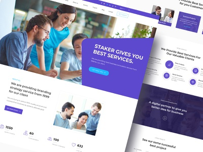 Business Corporate Home Page consult business business corporate