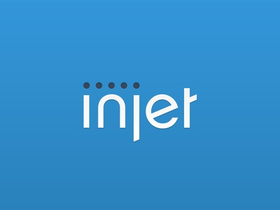 Injet branding