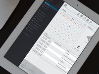 Business Management Web App.