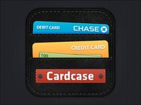 Cardcase iOS icon
