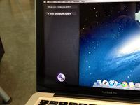 Siri on OSX updated