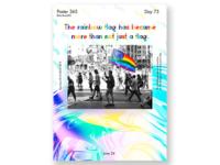 The Rainbow flag not just a flag.