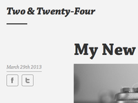 Personal Tumblr Blog