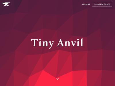 Tiny Anvil 1.1