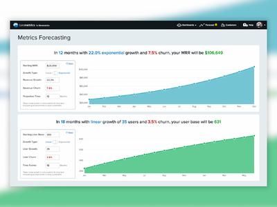 Metrics Forecasting